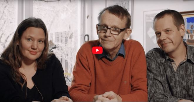 Hans Rosling and the Gap Minder Foundation